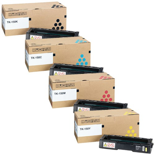 Kyocera TK152 Toner Cartridge Set