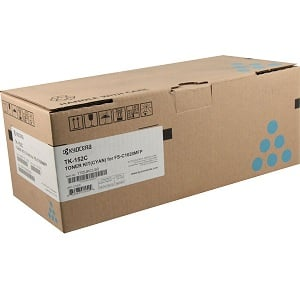 Kyocera TK152C Cyan Toner Cartridge