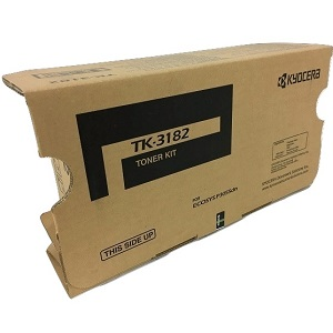 Kyocera TK3182 Black Toner Cartridge