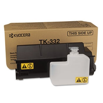 Kyocera TK332 Black Toner Cartridge