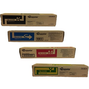 Copystar TK5199 Toner Cartridge Set