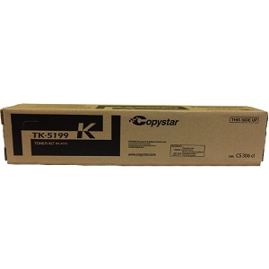 Copystar TK5199K Black Toner Cartridge