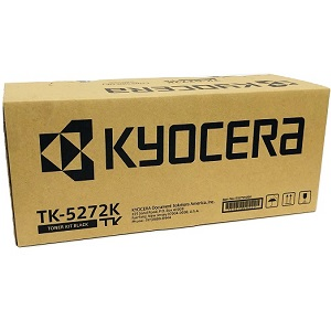 Kyocera TK5272K Black Toner Cartridge