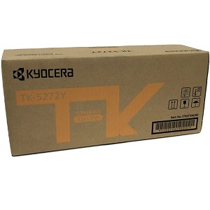 Kyocera TK5272Y Yellow Toner Cartridge