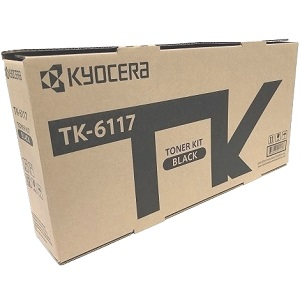 Kyocera TK6117 Black Toner Cartridge