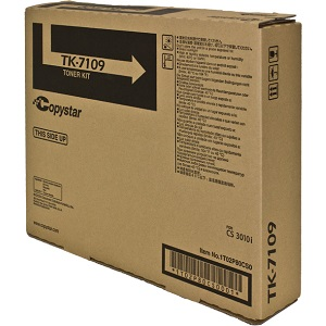 Copystar TK7109 Black Toner Cartridge