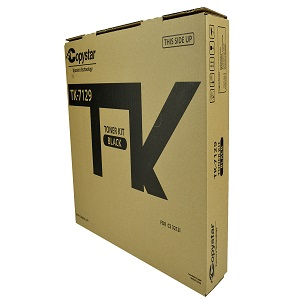 Copystar TK7129 Black Toner Cartridge
