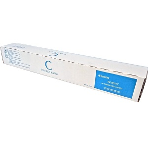 Kyocera TK-8517C Cyan Toner Cartridge
