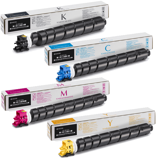 Copystar TK8519 Toner Cartridge Set