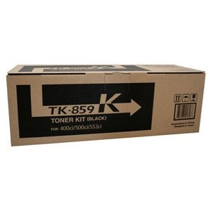 Copystar TK859K Black Toner Cartridge