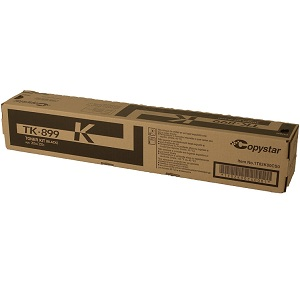 Copystar TK899K Black Toner Cartridge