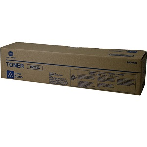 Konica Minolta TN213C Cyan Toner Cartridge