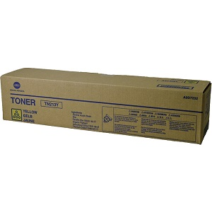 Konica Minolta TN213Y Yellow Toner Cartridge
