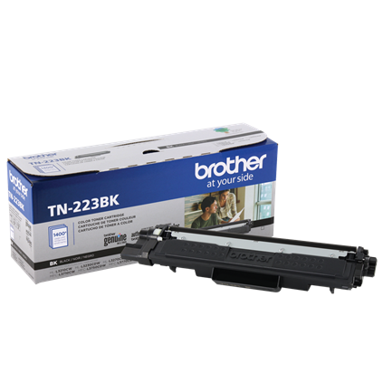 Brother TN223BK Black Toner Cartridge