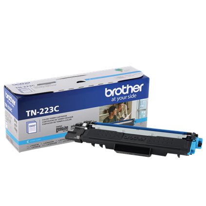 Brother TN223C Cyan Toner Cartridge