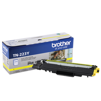 Brother TN223Y Yellow Toner Cartridge
