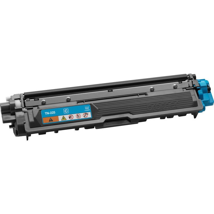 Compatible Brother TN225C Cyan Toner Cartridge