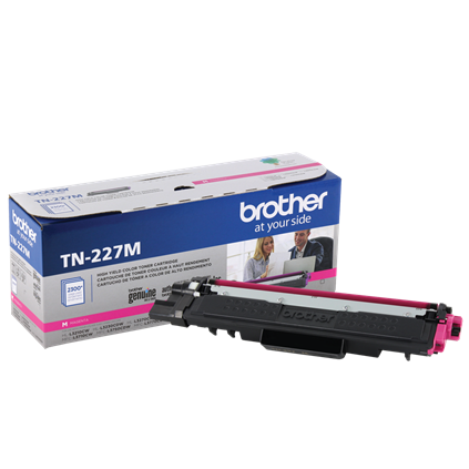 Brother TN227M Magenta Toner Cartridge
