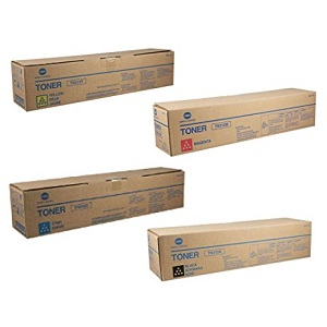 Konica Minolta TN312 Toner Cartridge Set