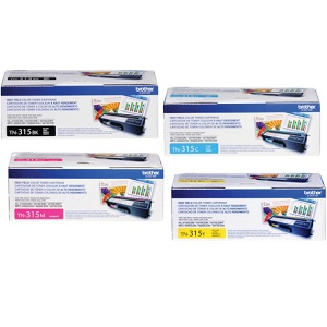 Brother TN315 Toner Cartridge Set