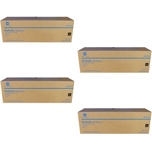 Konica Minolta TN318 Toner Cartridge Set