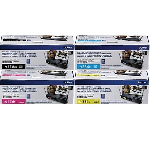 Brother TN336 Toner Cartridge Set