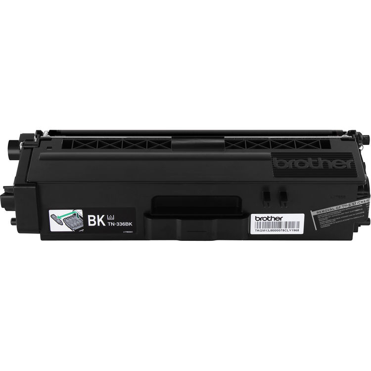 Compatible Brother TN336BK Black Toner Cartridge
