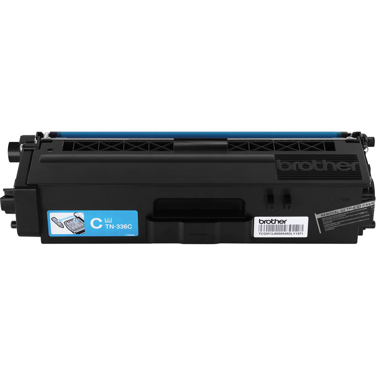 Compatible Brother TN336C Cyan Toner Cartridge