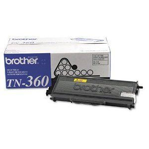 Brother TN360 Black Toner Cartridge