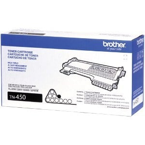 Brother TN450 Black Toner Cartridge