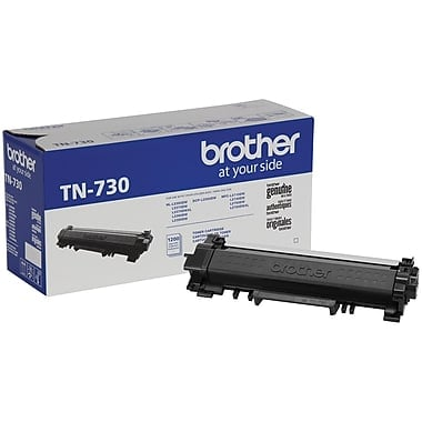 Brother TN730 Black Toner Cartridge