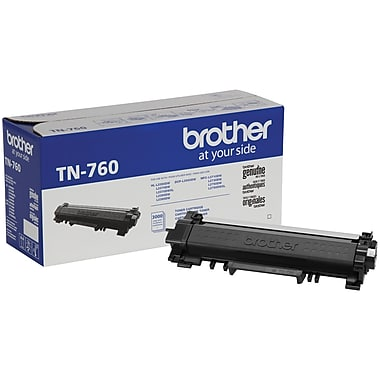 Brother TN760 Black Toner Cartridge