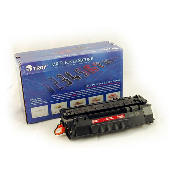 TROY 02-81036-001 Black Toner Cartridge