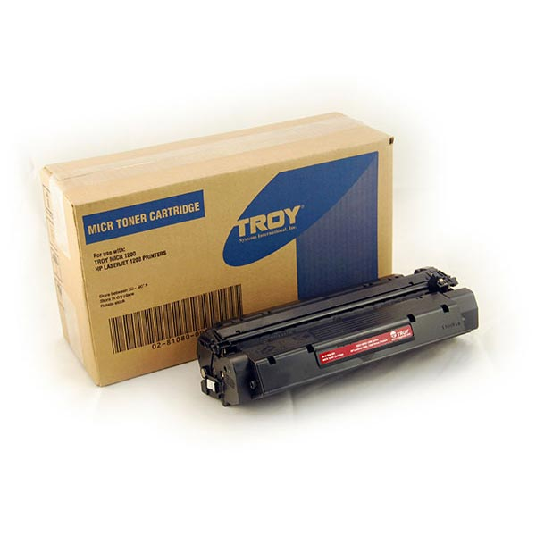 TROY 02-81080-001 Black Toner Cartridge