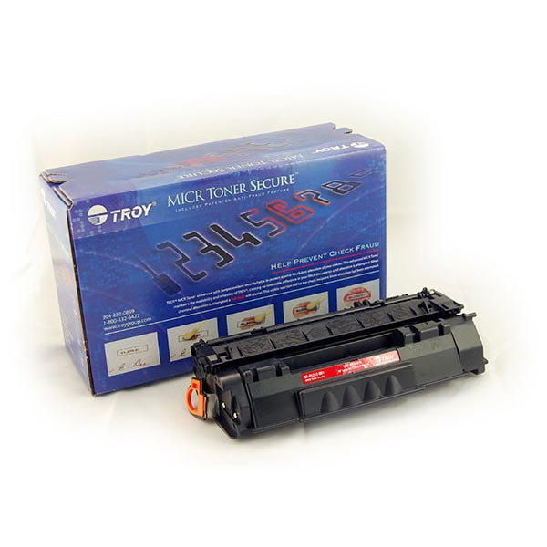 TROY 02-81212-001 Black Toner Cartridge