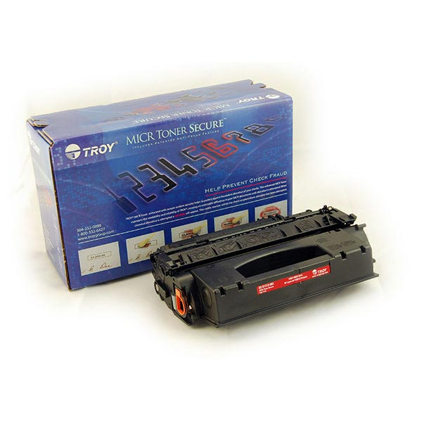 TROY 02-81213-001 Black Toner Cartridge