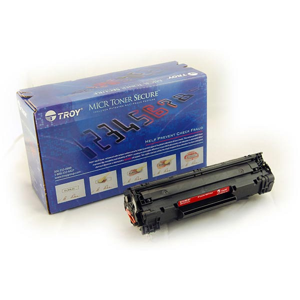 TROY 02-81400-001 Black Toner Cartridge