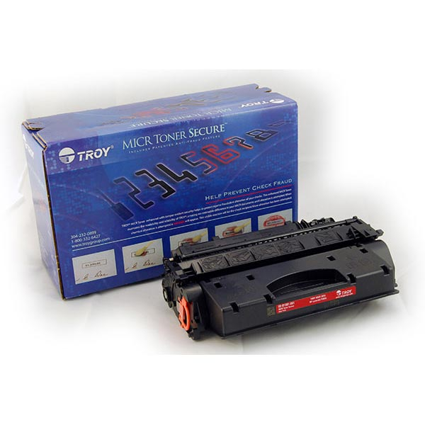 TROY 02-81501-001 Black Toner Cartridge