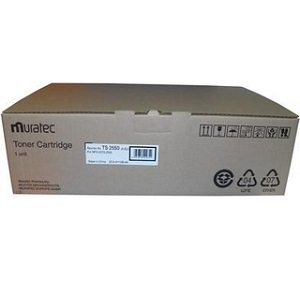 Muratec TS-2550 Black Toner Cartridge