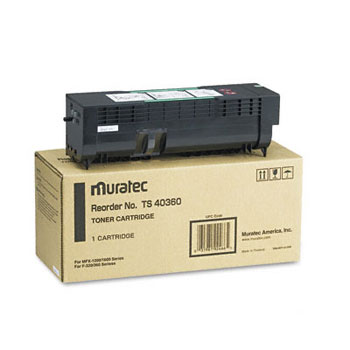 Muratec TS40360 Black Toner Cartridge