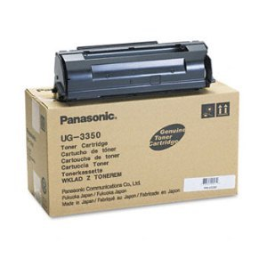 Panasonic UG-3350 Black Toner Cartridge