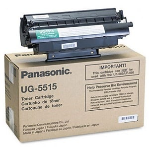 Panasonic UG-5515 Black Toner Cartridge