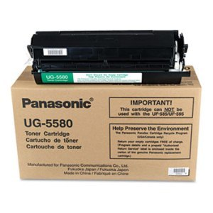 Panasonic UG-5580 Black Toner Cartridge