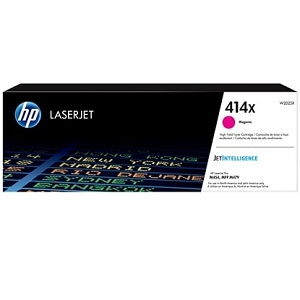 HP W2023X 414X Magenta Toner Cartridge