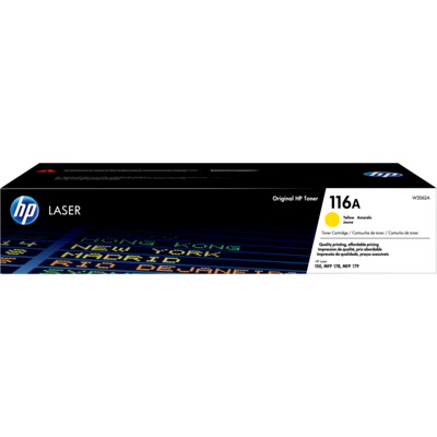 HP W2062A Yellow Toner Cartridge