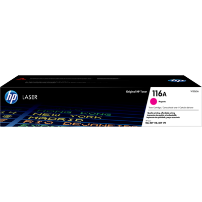 HP W2063A Magenta Toner Cartridge