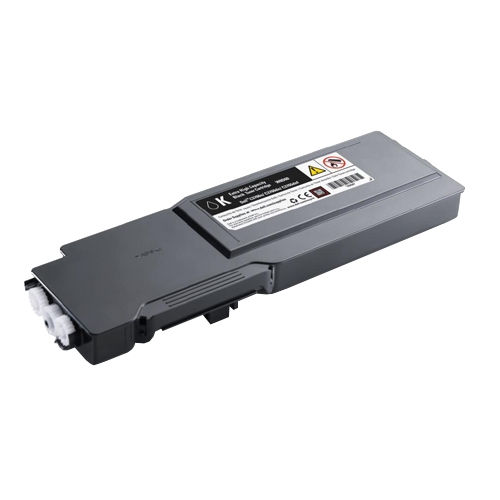 Compatible Dell W8D60 Black Toner Cartridge