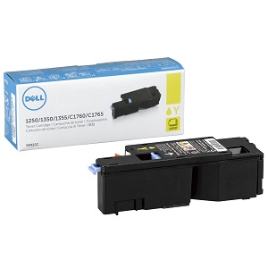 Dell 5M1VR Yellow Toner Cartridge