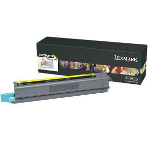 Lexmark X925H2YG Yellow Toner Cartridge