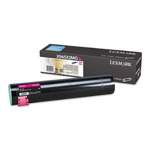 Lexmark X945X2MG Magenta Toner Cartridge